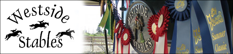 Welcome to Westside Stables